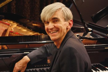 Pianist Paul Roberts plays and talks at Portland State.