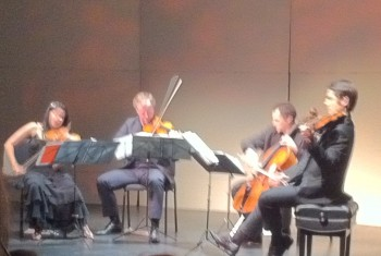 Pacifica Quartet at Lincoln Hall.