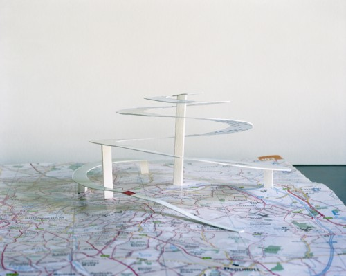 "John Mann, ""Untitled (proposed on-ramp)""/Ditch Projects"