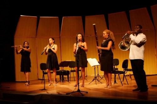 Imani Winds return to this summer's Chamber Music Northwest festival. Photo: Adriana Elias/divulgação.