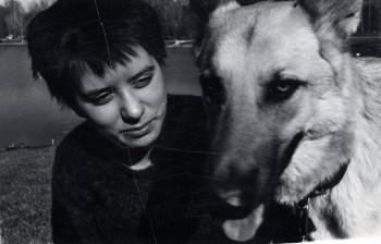 "Vava and Zeb in Vanessa Renwick's ""Crowdog"""
