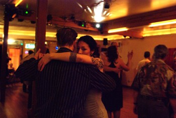 I am wondering if you are inspired to try tango, or exhausted from the sheer thought of it?