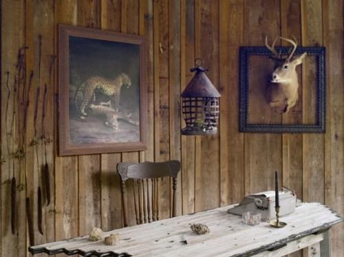"Lucas Foglia, ""Desk, Sassafras Community, Tennessee""/Blue Sky Gallery"