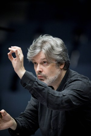 ComposerJames MacMillan. Photo: Hans van der Woerd