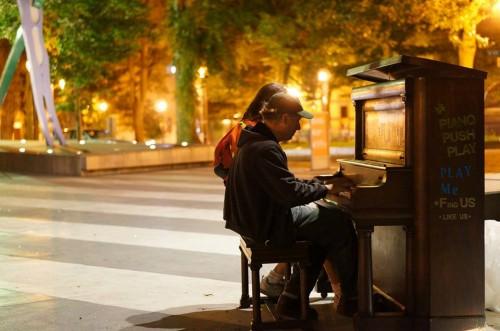 Piano!PushPlay! returns to the Portland Art Museum Friday. Photo: Benji Vurong.