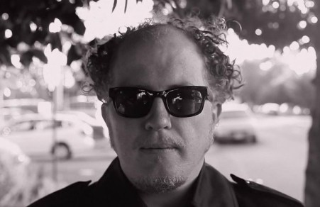 """OPB's Jeremy Petersen poses as a flasher in new Old Lights video """"Trenchcoats."""""""