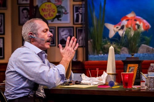 """Michael Mendelson in Craig Wright's """"Mistakes Were Made"""" at Artists Repertory Theatre/Owen Carey"""