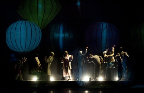 Bag&Baggage-The Great Gatsby-Cast-courtesy Casey Campbell Photograhy-OrArtsWatch