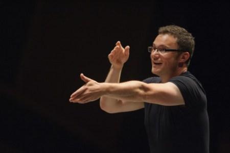 Matthew Halls conducts Portland Baroque Orchestra this weekend.