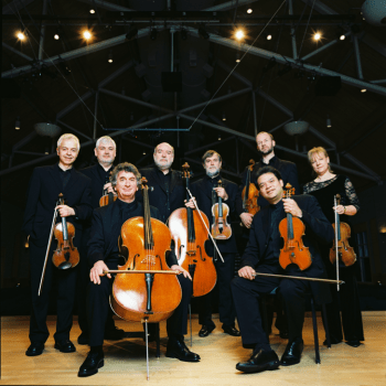 The Academy of St. Martin in the Fields visits Eugene and Portland this weekend.