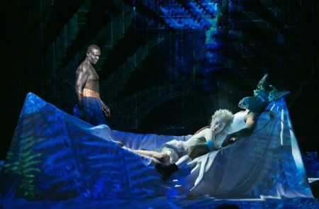 "Julie Taymor's ""A Midsummer Night's Dream""/NYT photo by Sara Krulwich"