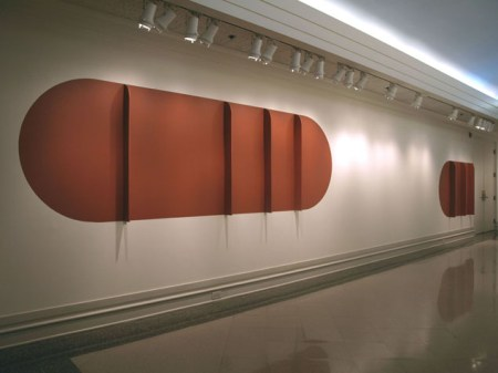 "Avantika Bawa, ""Re:Re:Re,"" Installation at the Columbus Museum, Columbus, GA"