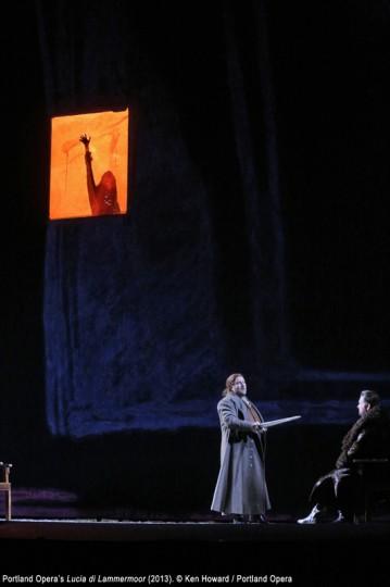 Portland Opera's Lucia di Lammormoor opens this weekend. Photo: Portland Opera/Ken Howard