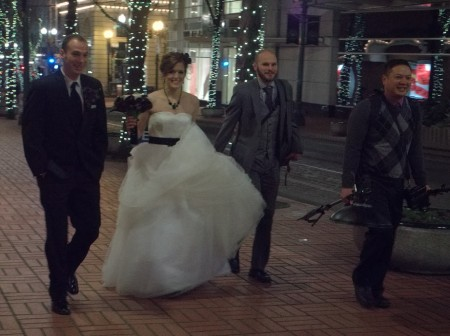 UN wedding