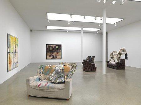 Jessica Jackson Hutchins at Timothy Taylor Gallery, London