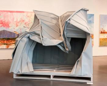 "Heidi Schwegler, ""Exasecond""/Museum of Contemporary Craft"
