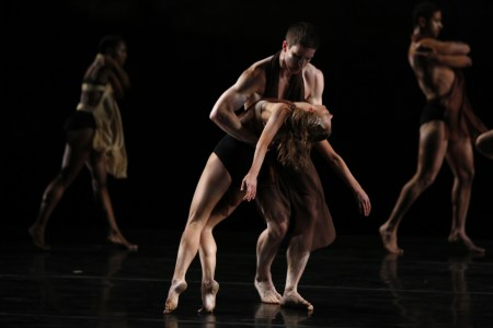 "Stephen Petronio Company in ""Like Lazarus Did""/Photo by David Rosenberg"