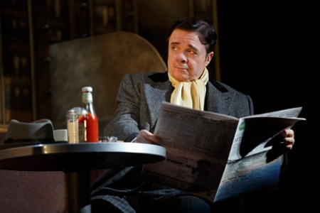 "Jon Kretzu saw Nathan Lane in ""The Nance.""/ Photo: Joan Marcus"