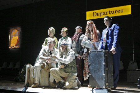 Portland Opera's Postcard from Morocco opens this weekend at Newmark Theater. Photo: © Cory Weaver
