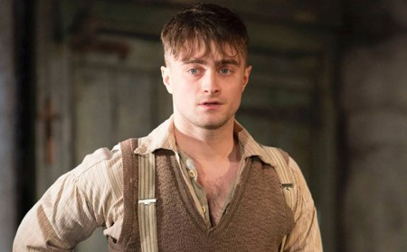 """Daniel Radcliffe in """"Inishmaan"""": New York-bound. Photo: Johan Persson"""