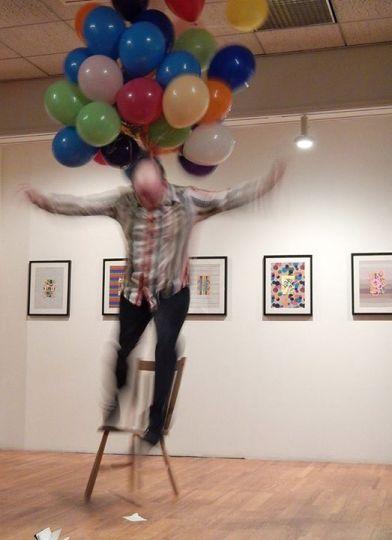 """Michael Reinsch, """"High Improbability of Death: A Celebration of Suicide""""/Jen Reinsch"""