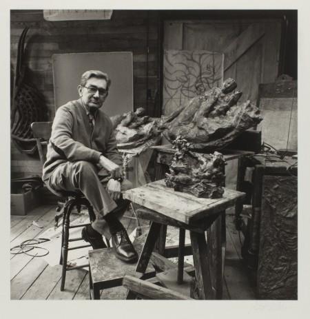 Oregon artist Frederic Littman, by Robert Miller/Portland Art Museum
