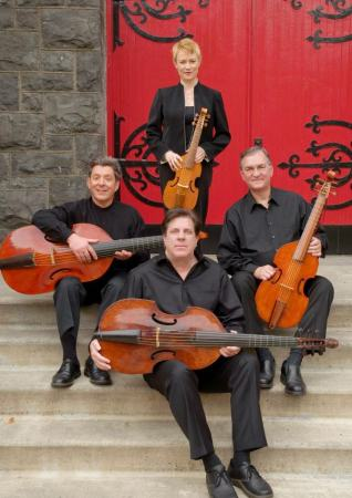 Portland Viol Consort performs Friday.