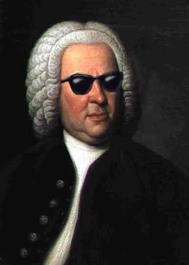 J.S. Bach knew how to mix intellect and emotion in his music.