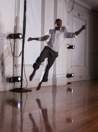 Kyle Marshall in 'Soundboard' at Dance+/Jim  Lykins