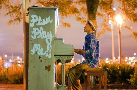 Piano!PushPlay! returns to the Portland Art Museum with a CD release concert. Photo: Benji