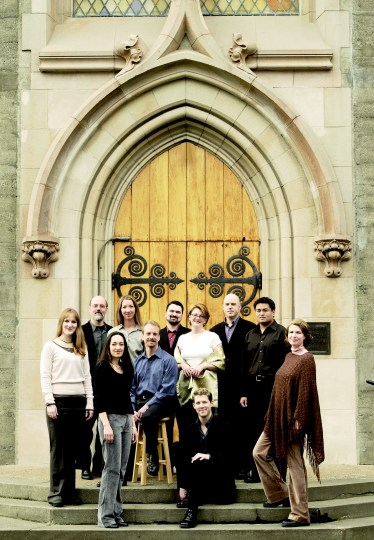 The Tudor Choir performs Saturday in Portland. Photo: William Stickney Photography.
