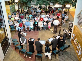 Cascadia Concert Opera performs next Wednesday at Portland's Old Church.
