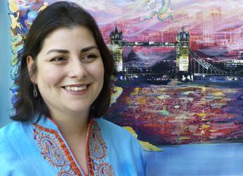 Sabina Haque