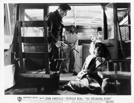 """The Breaking Point"" with John Garfield and Patricia Neal is part of this year's Noir City festival."