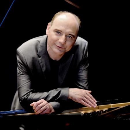 Igor Kamenz performs at Portland Piano International. Photo: Matt Hennek.