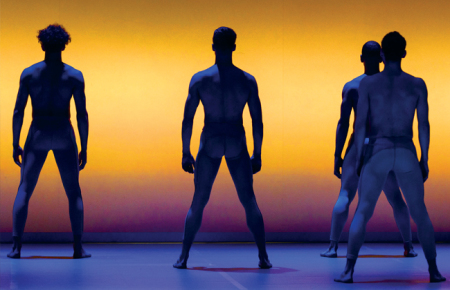 Britain's BalletBoys, Nov. 11-12, White Bird at the Schnitz. Photo: Panayoitis-Sinnos