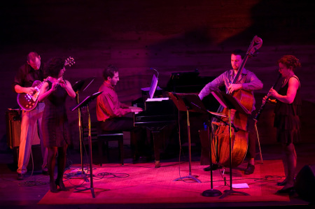 New York's NOW Ensemble performs Monday at Portland's Alberta Rose Theatre.