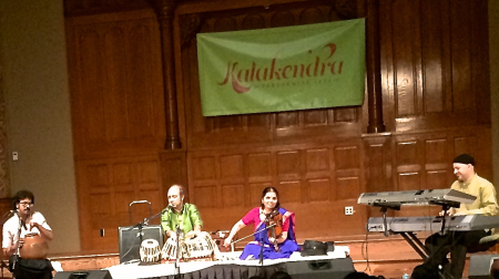 Kalakendra brought Yashila to Portland.