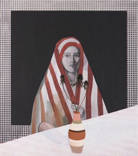 "Elizabeth Malaska's ""Seer""/Courtesy of Nationale"