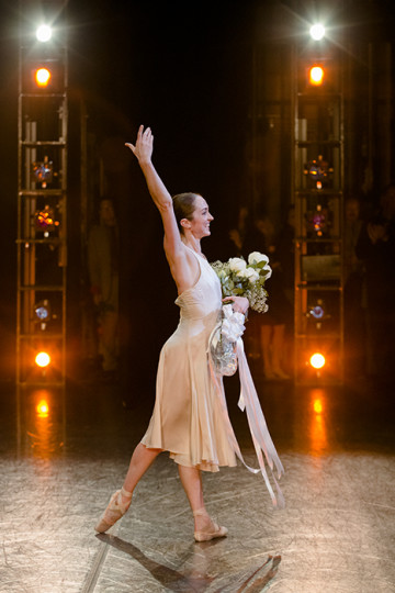 Alison Roper: one more round of applause. Photo: Blaine Truitt Covert/2014