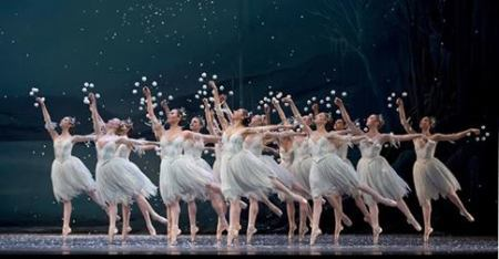 "OBT's ""The Nutcracker."" Photo courtesy Oregon Ballet Theatre."