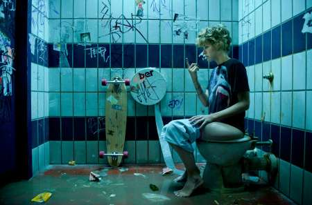 Trainspotting Toilet Scene Redux: Wetlands