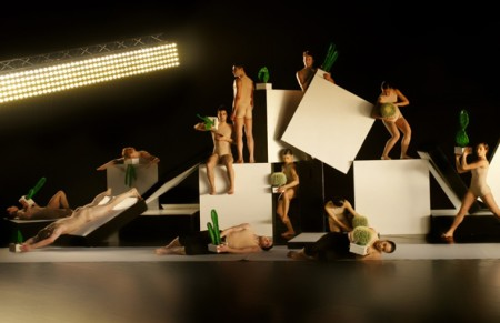 "Nederlands Dance Theater 2 in ""Cacti."" Photo: Rahi Reznavi"