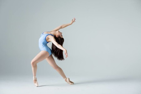 Amanda Coleman of Moxie Contemporary Ballet/Photo by Lindsay Hille