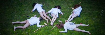Eowyn Emerald & Dancers are part of this weekend's Risk/Reward Festival.