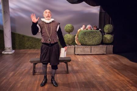 David Bodin, Orion Bradshaw, Jim Butterfield, Jacob Camp in 'Twelfth Night'/David Kinder