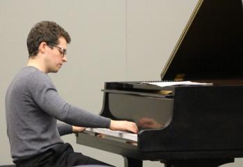 Henry Kramer also performed at Portland's Terwilliger Plaza.