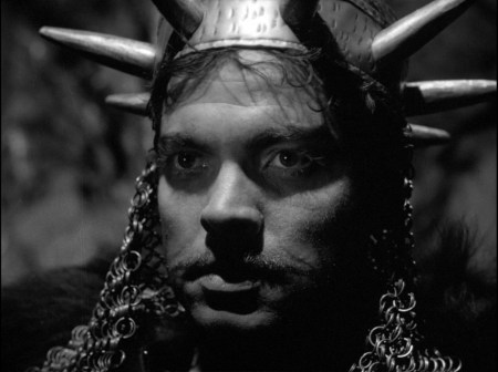 "Orson Welles in ""Macbeth."" Courtesy of the Northwest Film Center"