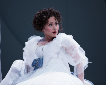 Bernarda Bobro as Countess Almaviva in The Marriage of Figaro. Photo: Philip Newto.