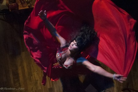 Courtesy of Portland Belly Dance Guild. Photo by Phoebus-Foto.